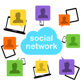 La culture d'entreprise hors les murs grâce aux réseaux sociaux.