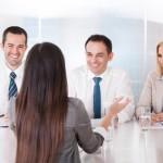Le déroulement type d'un entretien de recrutement