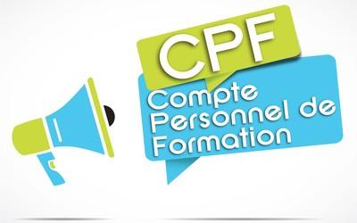 Le compte personnel de formation(CPF) : parlons-en!