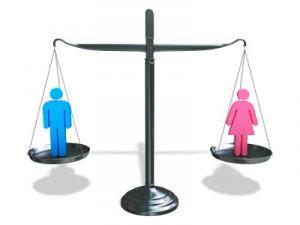 parité hommes-femmes