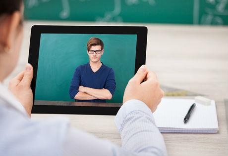 Entretien en vidéoconférence: 5 choses à savoir