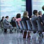 Speed IT : Recruteurs et candidats au Tramsschapp